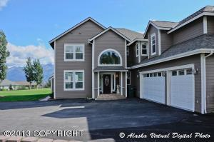 2844 S Charming Valley Loop, Palmer, AK 99645