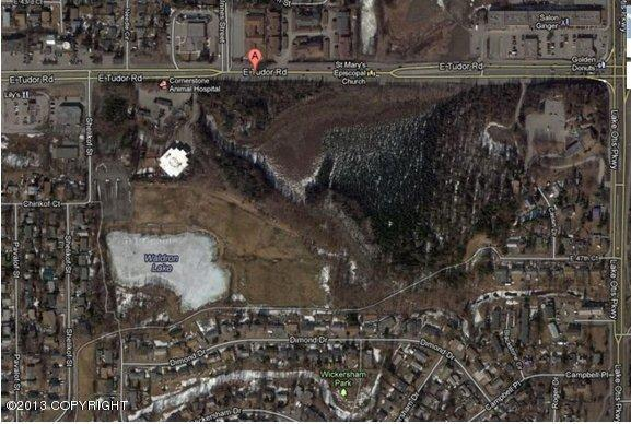 5.17 acres in Anchorage, Alaska