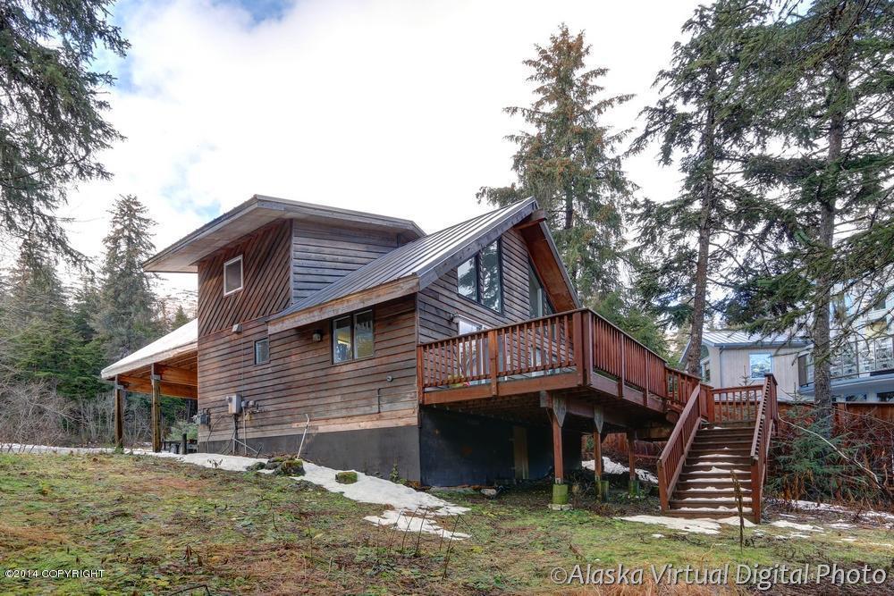 Real Estate for Sale, ListingId: 25962593, Girdwood,AK99587