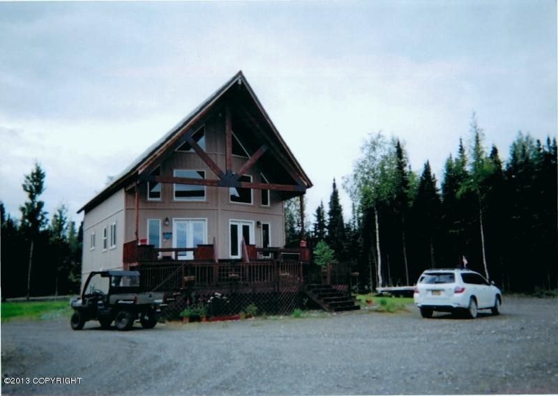 2.03 acres in Willow, Alaska