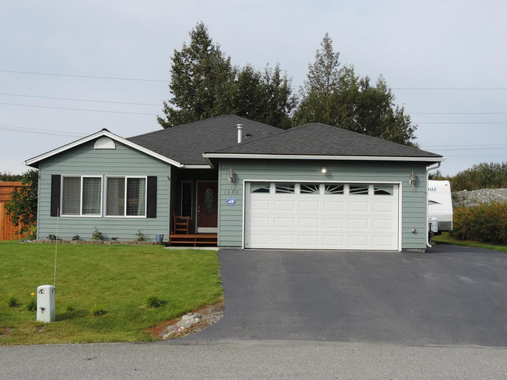 1788 N Citation Cir, Palmer, AK 99645