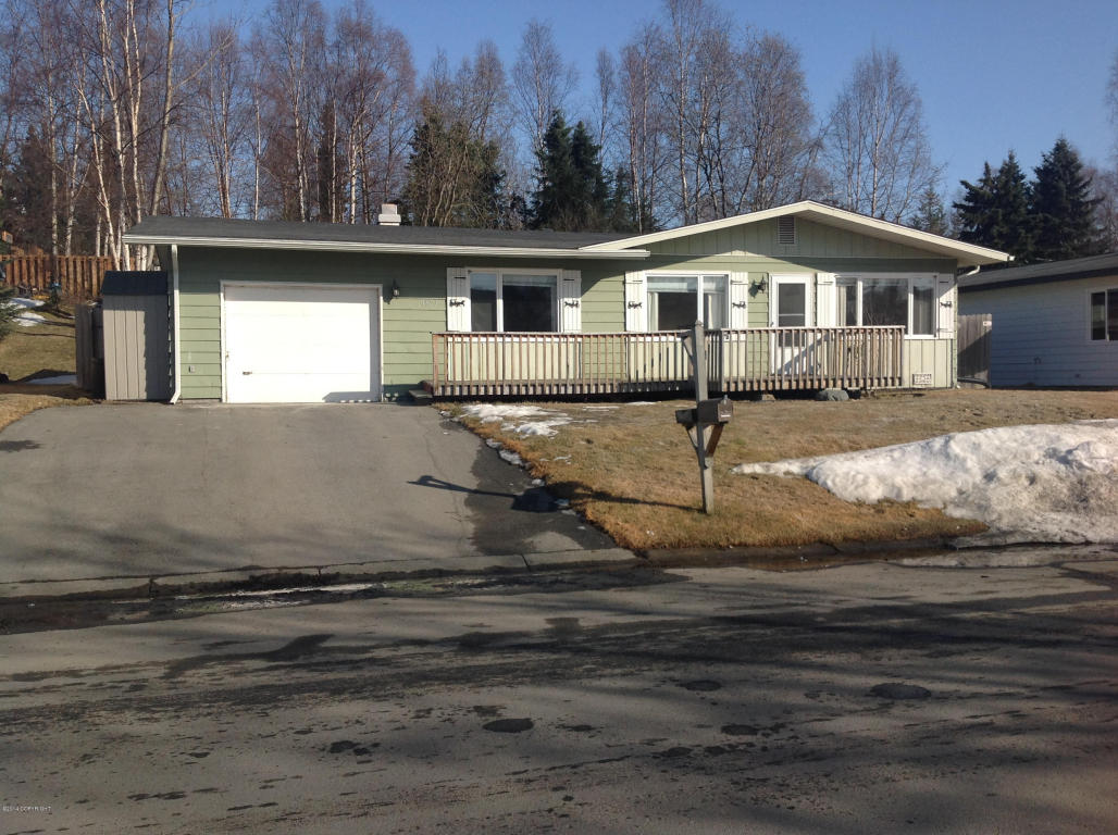 1821 Greendale Dr, Anchorage, AK 99504