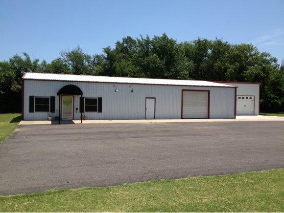 2 acres by Washington, Oklahoma for sale