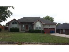Rental Homes for Rent, ListingId:26087998, location: 1713 Redbud Lane McAlester 74501
