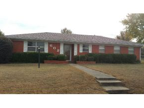 Rental Homes for Rent, ListingId:26108767, location: 602 Lampton McAlester 74501