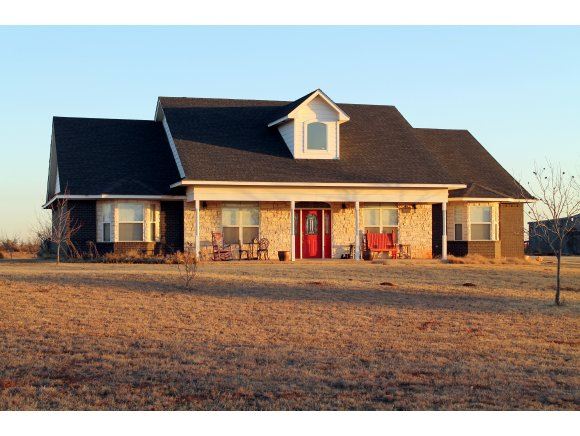 24.25 acres Purcell, OK