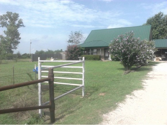 7.9 acres Lexington, OK
