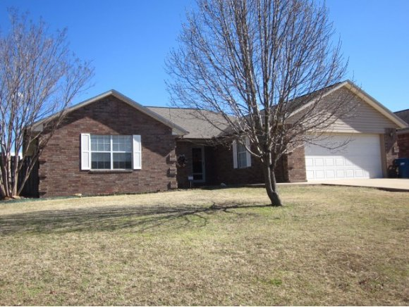 2218 Sycamore Rd, McAlester, OK 74501