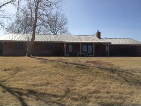 2.5 acres Reydon, OK