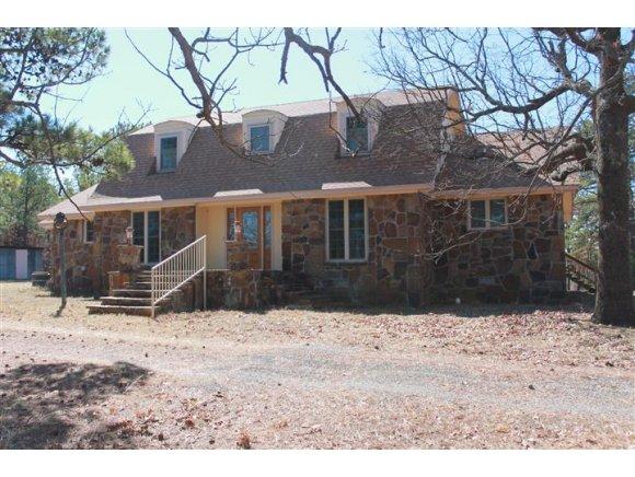 Real Estate for Sale, ListingId: 30833605, Wilburton,OK74578