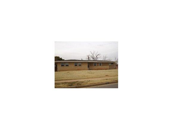 208 Suwannee Rd, Burns Flat, OK 73647