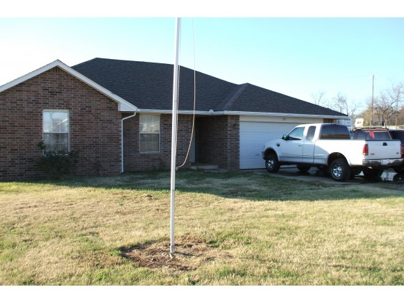 331 S Wright, Wanette, OK 74878