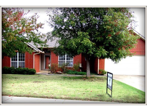 Rental Homes for Rent, ListingId:29084332, location: 3921 Brownwood Lane Norman 73072