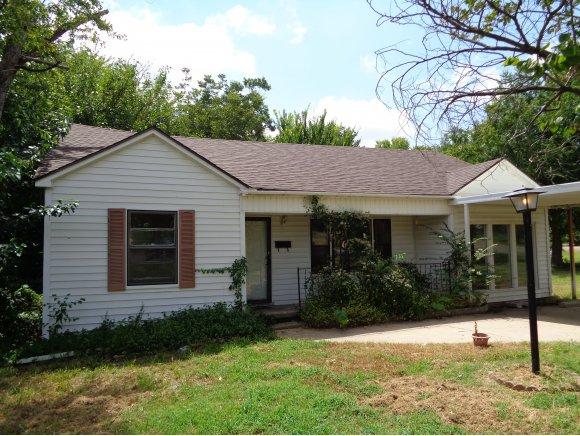 Rental Homes for Rent, ListingId:29299513, location: 506 E Jackson McAlester 74501