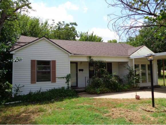 Rental Homes for Rent, ListingId:29299513, location: 506 E Jackson McAlester 74501
