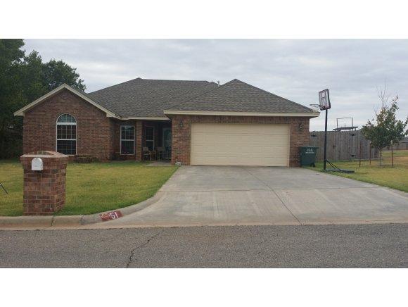 Real Estate for Sale, ListingId: 29702829, Clinton,OK73601