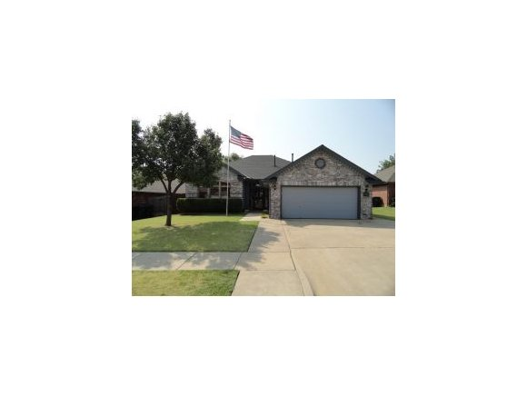 Rental Homes for Rent, ListingId:31198285, location: 1112 SW 132nd Place Oklahoma City 73170