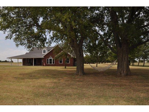 16.53 acres by Lexington, Oklahoma for sale
