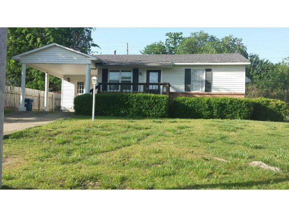 Rental Homes for Rent, ListingId:29963384, location: 414 E Buchanan McAlester 74501