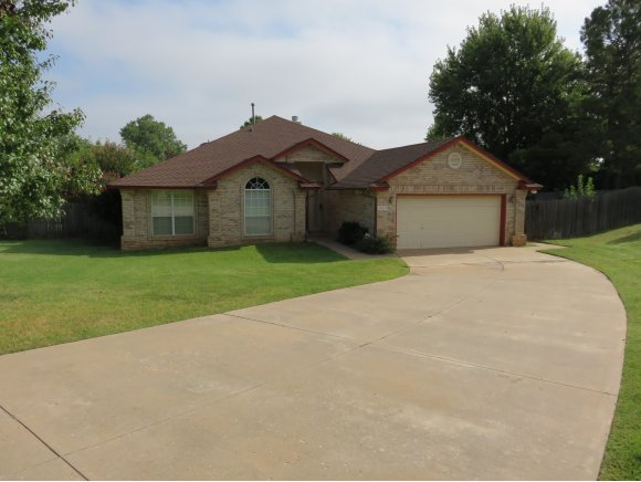 Rental Homes for Rent, ListingId:30009842, location: 1805 Asbury Place Norman 73071