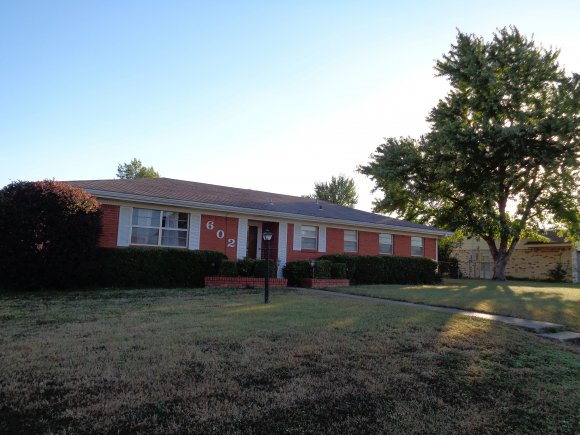 Rental Homes for Rent, ListingId:30142654, location: 602 E Lampton Lane McAlester 74501