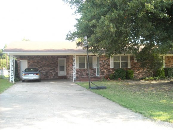Rental Homes for Rent, ListingId:30153771, location: 705 MacArthur McAlester 74501