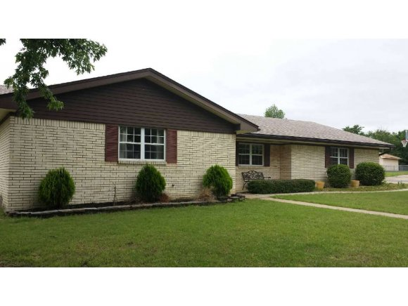 Rental Homes for Rent, ListingId:30182550, location: 604 Lampton Lane McAlester 74501