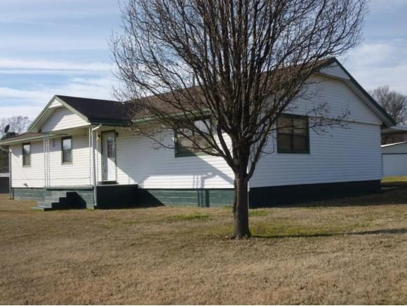 5 acres by Quinton, Oklahoma for sale