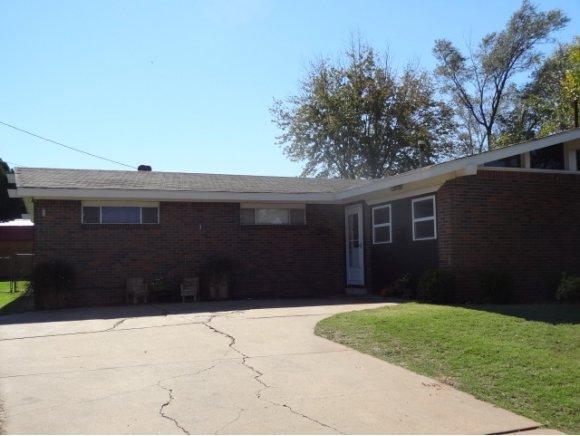 Real Estate for Sale, ListingId: 30440102, Cordell,OK73632