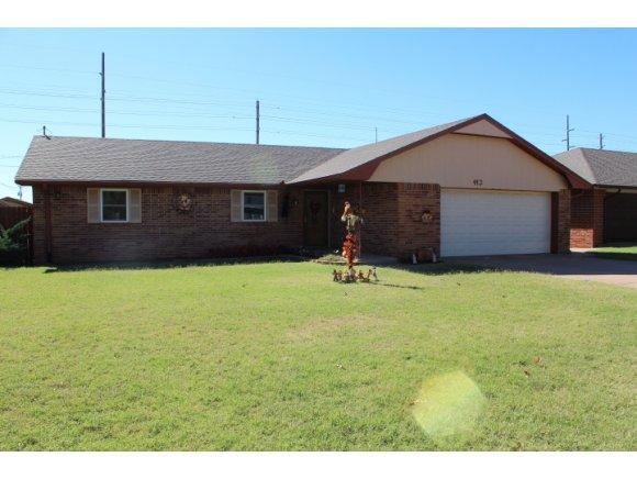 Real Estate for Sale, ListingId: 30492580, Elk City,OK73644
