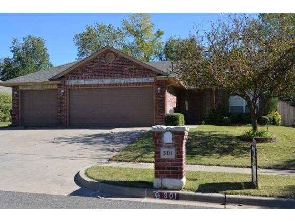 Rental Homes for Rent, ListingId:30604698, location: 301 Victory Norman 73072
