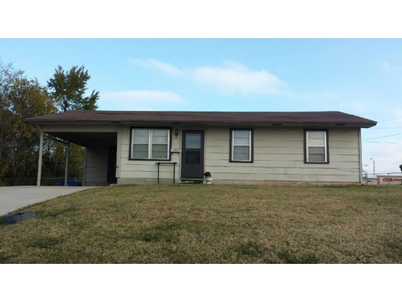 Rental Homes for Rent, ListingId:30671882, location: 917 E Choctaw McAlester 74501