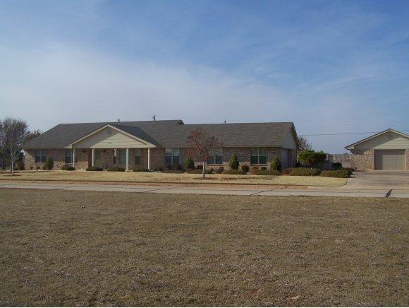 Real Estate for Sale, ListingId: 30932459, Cordell,OK73632