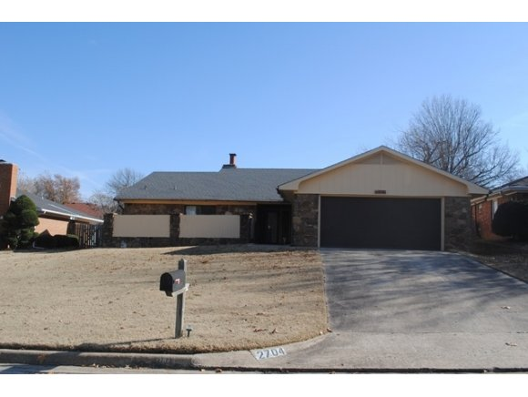2704 Brookside Cir, Mcalester, OK 74501