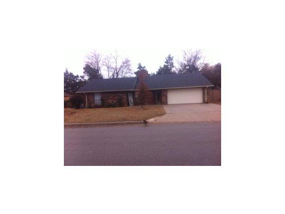 1708 Sandstone Ave, Weatherford, OK 73096