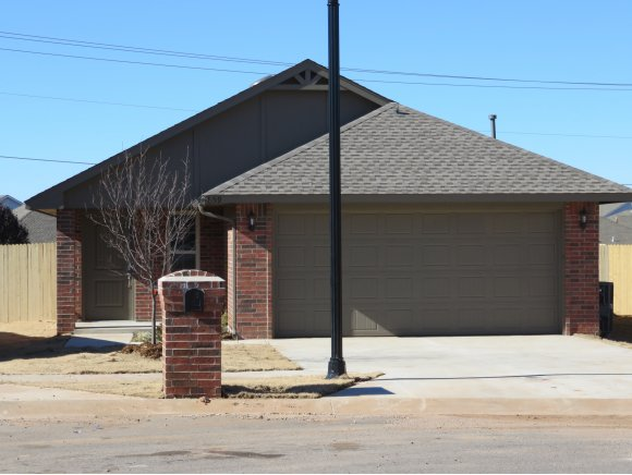 Rental Homes for Rent, ListingId:31088699, location: 659 SW 37th Street Moore 73160
