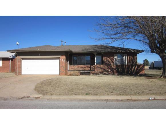 Real Estate for Sale, ListingId: 31394147, Cordell,OK73632