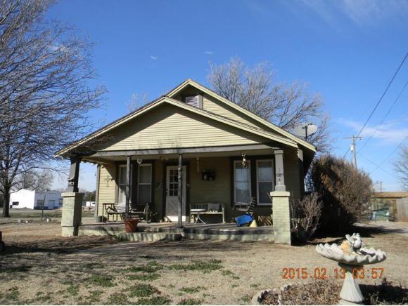Real Estate for Sale, ListingId: 31656305, Canute,OK73626
