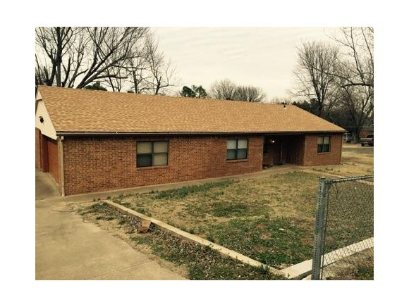 Rental Homes for Rent, ListingId:31695731, location: 629 E Tyler McAlester 74501