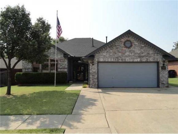 Rental Homes for Rent, ListingId:31802404, location: 1112 SW 132nd Place Oklahoma City 73170
