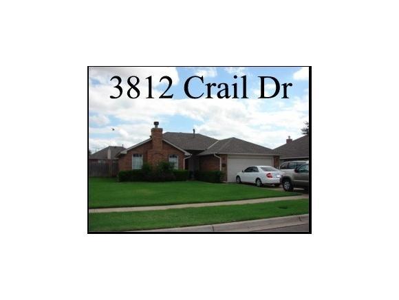 Rental Homes for Rent, ListingId:31852488, location: 3812 Crail Dr. Norman 73072