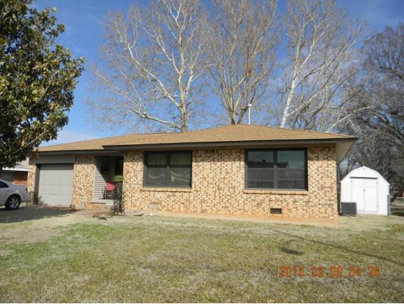 Real Estate for Sale, ListingId: 32505340, Cordell,OK73632