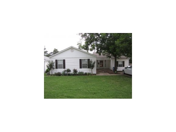 Rental Homes for Rent, ListingId:33421740, location: 1412 E MIAMI AVENUE McAlester 74501
