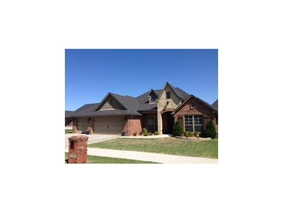 905 Briarwood Ct, Weatherford, OK 73096