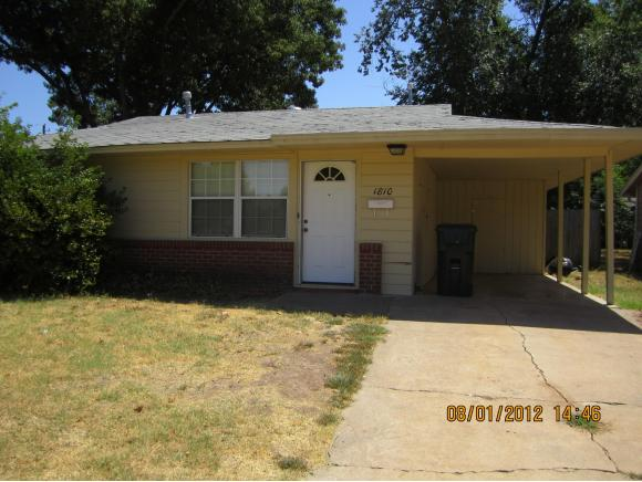 Rental Homes for Rent, ListingId:33285698, location: 1810 Melrose Norman 73069
