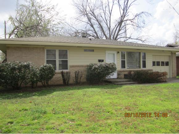 Rental Homes for Rent, ListingId:33285696, location: 1800 Melrose Norman 73069