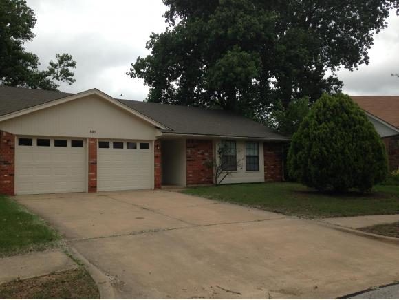 Rental Homes for Rent, ListingId:33444686, location: 805 Hawks nest Norman 73072