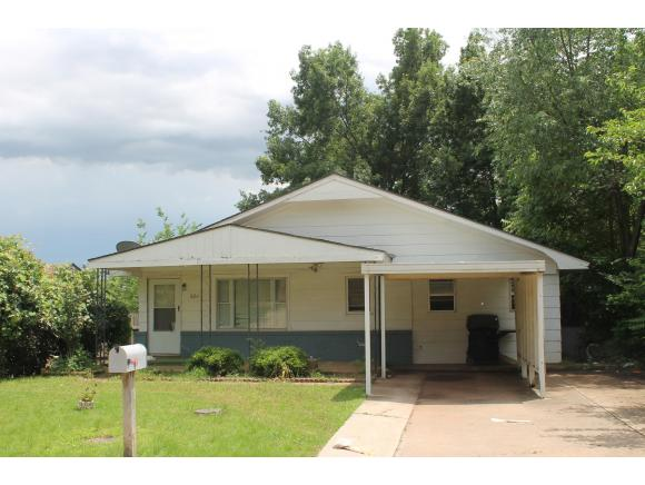624 W Polk St, Purcell, OK 73080