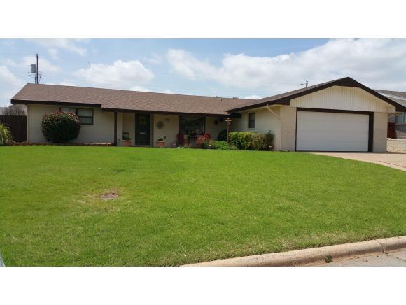 Real Estate for Sale, ListingId: 33619907, Clinton,OK73601