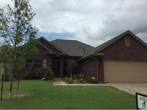 Rental Homes for Rent, ListingId:33879285, location: 4101 Drawbridge Norman 73072